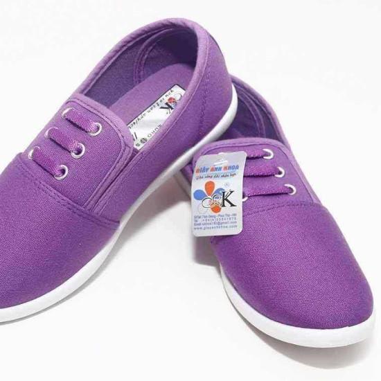 giày Anh Khoa-AK668 tiểu -tím-