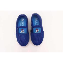 giày Anh Khoa lưới xanh dương-AK12