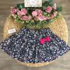 chân váy hoa thô xuân hè bé gái size 3- 10-