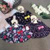 Chân váy hoa thô kèm quần size đại 6-10 - cv36235-