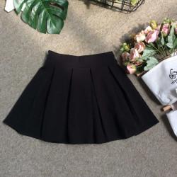 Chân váy xếp ly đen kèm quần size 5 -15 - CVQ69226