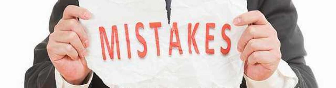 7 sai lầm khi khởi nghiệp kinh doanh