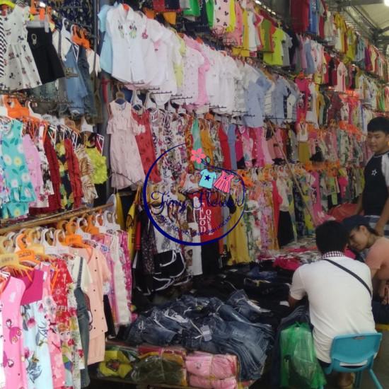 Bán buôn quần áo áo trẻ em tại Hà Nội - bán sỉ quần áo trẻ em - kho sỉ quần áo trẻ em-