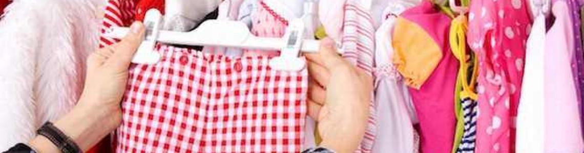 Kinh nghiệm chọn quần áo sơ sinh cho con