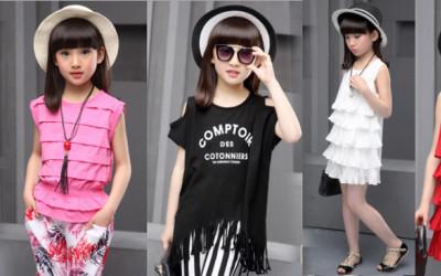 Địa chỉ bán buôn quần áo trẻ em uy tín nhất toàn quốc