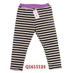 Legging kẻ cotton chất dày-Q1615124