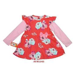 váy hoa cotton-AV81545