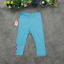 Legging cotton thu đông - xanh ngọc