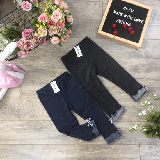 quần leg giả jean size nhí-LJ6-LEGGING THU ĐÔNG