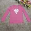 áo thu đại tim ngực-A10654-