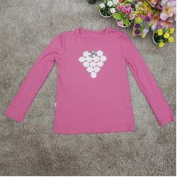 áo thu đại tim ngực-A10654