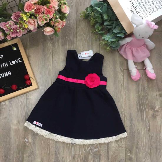 Váy len 1 bông - V126265