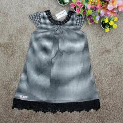 Váy A ren vòng cổ- V126275