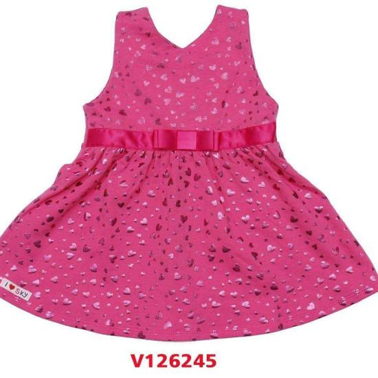 Váy nhũ bé gái - V126245-