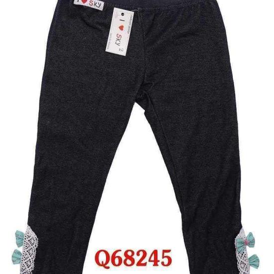 quần giả jean nơ gấu-Q86245-