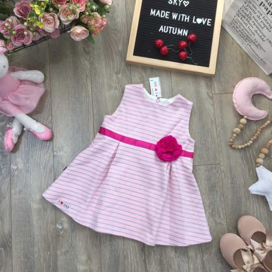 váy hồng kim sa-V86245-