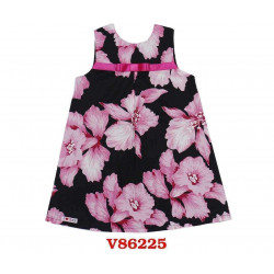 váy nhung tăm dáng A-V86225