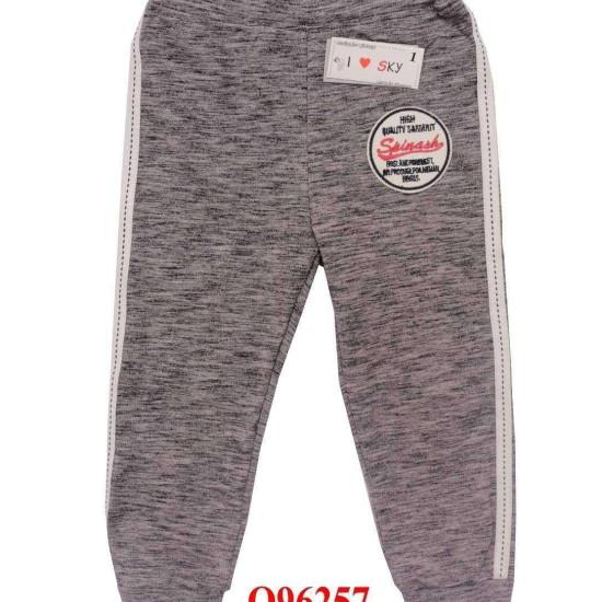 quần bé trai logo -Q96257-