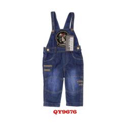 quần yếm bé trai-QY9676