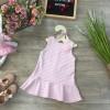 váy dạ hồng-V915205-