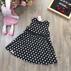 váy gto chấm bi 2 lớp-V915125