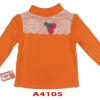 áo cổ lọ ren bé gái-A4105-