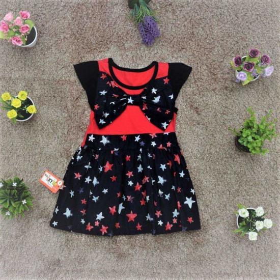 Váy hình sao bé gái - V2935