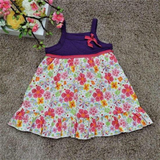 váy 2 dây chân hoa thô- V2DH5-XẢ HÀNG HÈ ĐỒNG GIÁ 35K