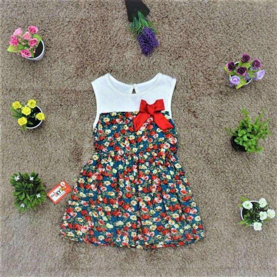 váy lanh hoa -V315735