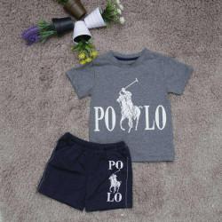 Bộ cộc tay Polo - B36298