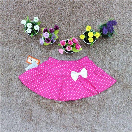 Chân váy hoa thô - CV2355-CHÂN  VÁY XUÂN HÈ SIZE BÉ - TRUNG