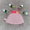 Áo hai dây boy hoa - A56125-