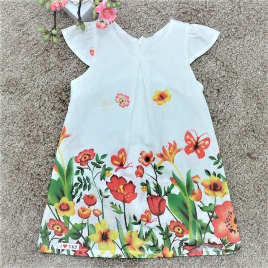 Váy thô bé gái - V56255-
