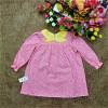 Áo váy thu cổ nơ tay dài - AV78295-