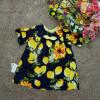 Váy hoa tay lỡ điệu - V78245-