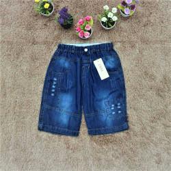 Lửng jean size nhỡ - LN17246A
