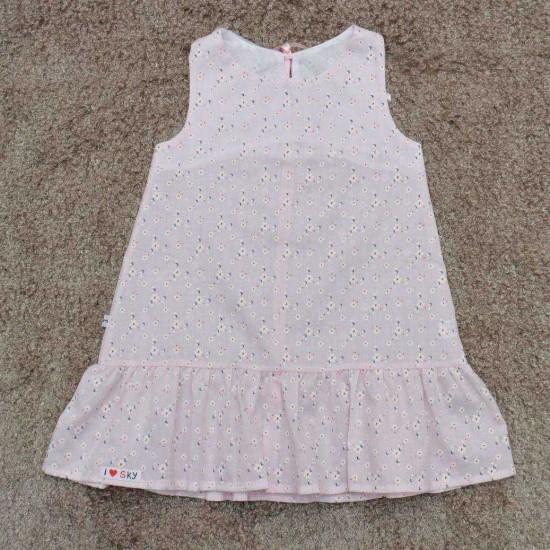 Váy đuôi cá bé gái - v7255