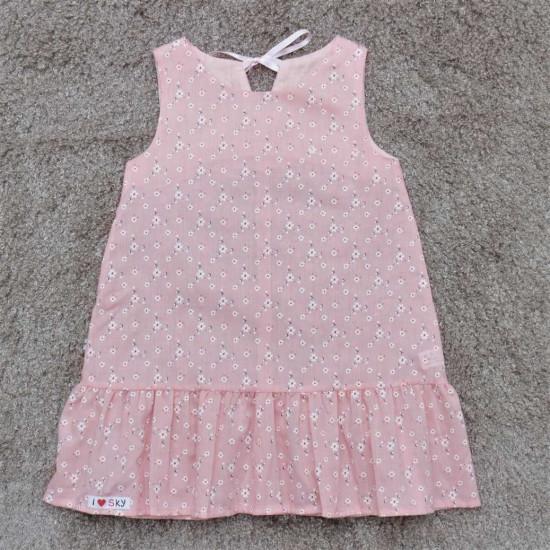 Váy đuôi cá bé gái - v7255-VÁY XUÂN HÈ BÉ GÁI