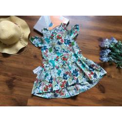 Váy Đuôi Cá Hoa