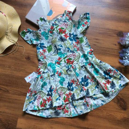 Váy Đuôi Cá Hoa-