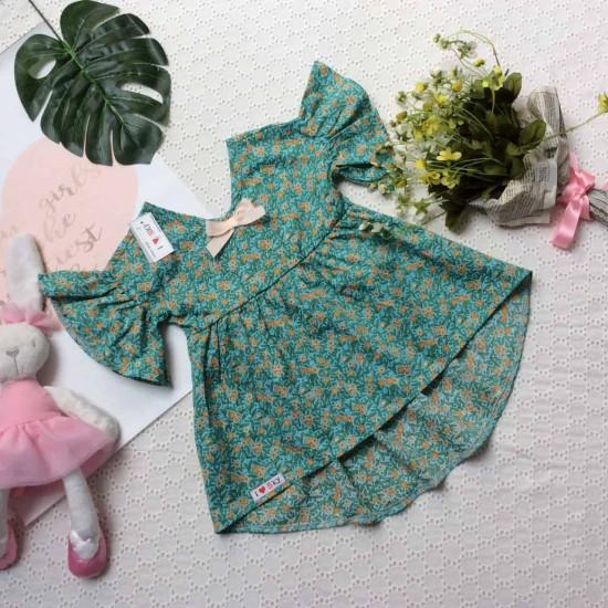 váy đuôi cá vạt lệch - Vc29195