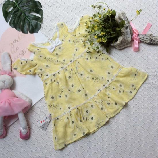 Váy boi ren 2 tầng - v39115