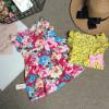 Váy lanh hoa tay tiên size 2-6-