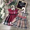 Váy kẻ BBR bé gái xuân hè size 2-6 -VK20155-