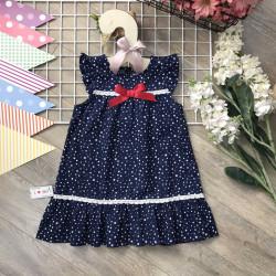 váy tay tiên hoa sao size 3-7  - VS20255
