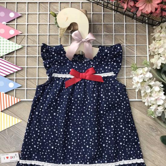 váy tay tiên hoa sao size 3-7