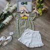 Bộ hoa tay tiên bé gái xuân hè - b50115-