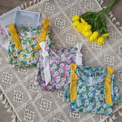 Váy hoa đuôi cá - v70184