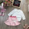 Set áo kèm chân váy - B10665-
