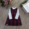Váy thu kẻ dáng chữ A - V76315-